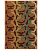RugStudio presents Karastan Studio - Artois Dainville Chestnut 74800-14115 Machine Woven, Good Quality Area Rug