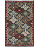 RugStudio presents Karastan Woolrich Bridlewood Black Machine Woven, Good Quality Area Rug