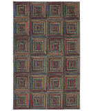 RugStudio presents Karastan Woolrich Sedgewick Black Machine Woven, Good Quality Area Rug
