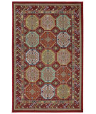 RugStudio presents Karastan Woolrich Briarcreek Garnet Machine Woven, Good Quality Area Rug