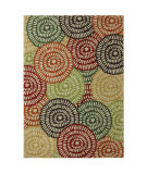 RugStudio presents Karastan Intermezzo Kimono Croissant Machine Woven, Good Quality Area Rug