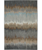 RugStudio presents Karastan Euphoria Cashel Abyss Blue Machine Woven, Good Quality Area Rug