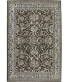 RugStudio presents Karastan Euphoria Newbridge Brown Machine Woven, Good Quality Area Rug