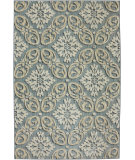 RugStudio presents Karastan Euphoria Findon Bay Blue Machine Woven, Good Quality Area Rug