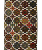 RugStudio presents Karastan Panache Tansy Bungee Cord Machine Woven, Good Quality Area Rug