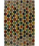 RugStudio presents Karastan Intermezzo Bracken Croissant Machine Woven, Good Quality Area Rug