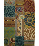 RugStudio presents Karastan Intermezzo Celandine Dachshund Machine Woven, Good Quality Area Rug