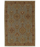 RugStudio presents Karastan Bellingham Farragut Celadon 37150-17213 Machine Woven, Good Quality Area Rug