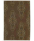 RugStudio presents Karastan Bellingham Marietta Mocha 37150-17205 Machine Woven, Good Quality Area Rug