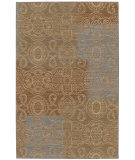 RugStudio presents Karastan Elan Savoy Robin's Egg 35520-16107 Machine Woven, Good Quality Area Rug