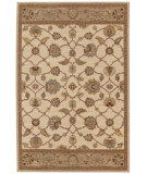 RugStudio presents Karastan Elan Shropshire Ivory 35520-16100 Machine Woven, Good Quality Area Rug