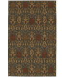 RugStudio presents Karastan Bellingham Britton Jade Machine Woven, Good Quality Area Rug