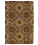 RugStudio presents Karastan Carmel Bristol Lane Gray Machine Woven, Good Quality Area Rug