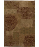 RugStudio presents Karastan Carmel Pine Hills Red Machine Woven, Good Quality Area Rug