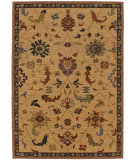 RugStudio presents Karastan English Manor Preston Beige Machine Woven, Good Quality Area Rug