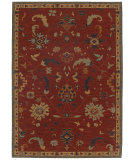 RugStudio presents Karastan English Manor Preston Red Machine Woven, Good Quality Area Rug