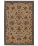 RugStudio presents Karastan Knightsen Westridge Slate Ivory Machine Woven, Good Quality Area Rug