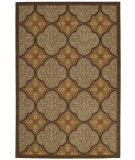 RugStudio presents Karastan Carmel Whitman Place Brown Machine Woven, Good Quality Area Rug