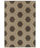 RugStudio presents Karastan Panache Honey Queen Bungee Cord Woven Area Rug