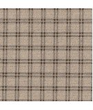 RugStudio presents Karastan Karaloc Manchester Plaid Beige Plaid 00476-29854 Machine Woven, Good Quality Area Rug