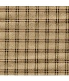 RugStudio presents Karastan Karaloc Manchester Plaid Tan Plaid 00476-29401 Machine Woven, Good Quality Area Rug