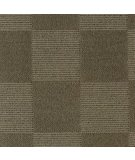 RugStudio presents Karastan Karaloc Oakworth Block Olive 00475-29744 Machine Woven, Good Quality Area Rug