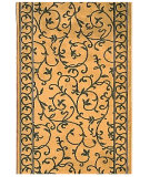 RugStudio presents Karastan American Treasures Anatole Travertino Scroll 4524R-02 Machine Woven, Good Quality
