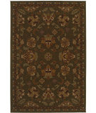 RugStudio presents Karastan Studio - Knightsen Westridge Pine 74600-12117 Machine Woven, Good Quality Area Rug