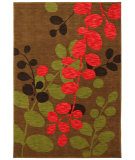RugStudio presents Karastan Panache Martha's Path Dachshund Woven Area Rug