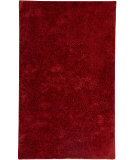 RugStudio presents Karastan Uber Shag Soil Coral Hand-Tufted, Good Quality Area Rug