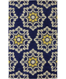 RugStudio presents Karastan Charisma Alouette Cobalt Hand-Tufted, Good Quality Area Rug