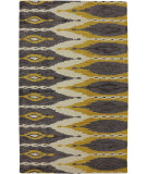RugStudio presents Karastan Charisma Totemic Graphite Hand-Tufted, Good Quality Area Rug
