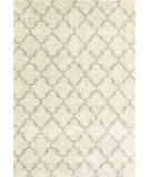 RugStudio presents Karastan Prima Shag Temara Lattice Brown Area Rug