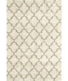 RugStudio presents Karastan Prima Shag Temara Lattice Camel Area Rug