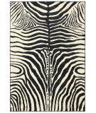 RugStudio presents Karastan Panache Serengeti Gallery Black Woven Area Rug