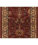 RugStudio presents Karastan American Treasures William Morris Claret 2120R-518 Machine Woven, Good Quality Area Rug