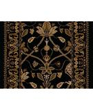 RugStudio presents Karastan American Treasures William Morris Onyx 2120R-543 Machine Woven, Good Quality