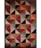 RugStudio presents Kas Signature Kaleidescope Multicolor 9056 Hand-Tufted, Good Quality Area Rug