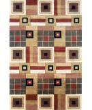 RugStudio presents Kas Signature Union Squares Avocado 9090 Hand-Tufted, Better Quality Area Rug