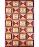 RugStudio presents Kas Signature Kaleidescope Jewel Tone 9094 Hand-Tufted, Better Quality Area Rug