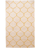 RugStudio presents KAS Transitions Harmony Ivory 3327 Hand-Tufted, Good Quality Area Rug