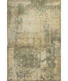 RugStudio presents Kas Allure 4054 Sage / Gold Hand-Tufted, Good Quality Area Rug