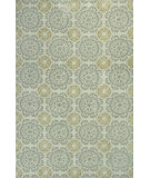 RugStudio presents Kas Allure 4056 Silver / Gold Hand-Tufted, Good Quality Area Rug