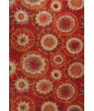 RugStudio presents Kas Allure 4059 Rust Hand-Tufted, Good Quality Area Rug