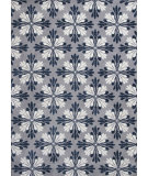 RugStudio presents KAS Allure 4075 Grey Mosaic Hand-Tufted, Good Quality Area Rug