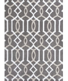 RugStudio presents KAS Allure 4081 Taupe Gramercy Hand-Tufted, Good Quality Area Rug
