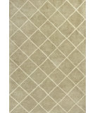 RugStudio presents Kas Amore 2714 Pale Green Hand-Tufted, Good Quality Area Rug