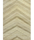 RugStudio presents Kas Amore 2715 Cream Hand-Tufted, Good Quality Area Rug