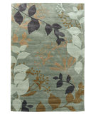 RugStudio presents Kas Bali Serenity Frost 2811 Hand-Tufted, Good Quality Area Rug