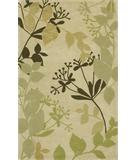 RugStudio presents Kas Bali Rainforest Ivory 2821 Hand-Tufted, Good Quality Area Rug